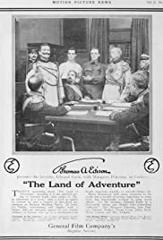 The Land of Adventure Poster