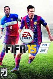 FIFA 15 Poster