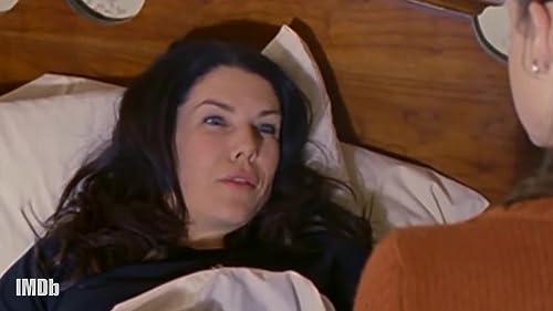 """Lauren Graham on """"Gilmore Girls"""""""