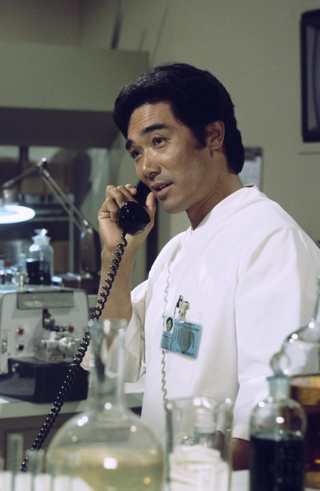 Robert Ito in Quincy M.E. (1976)