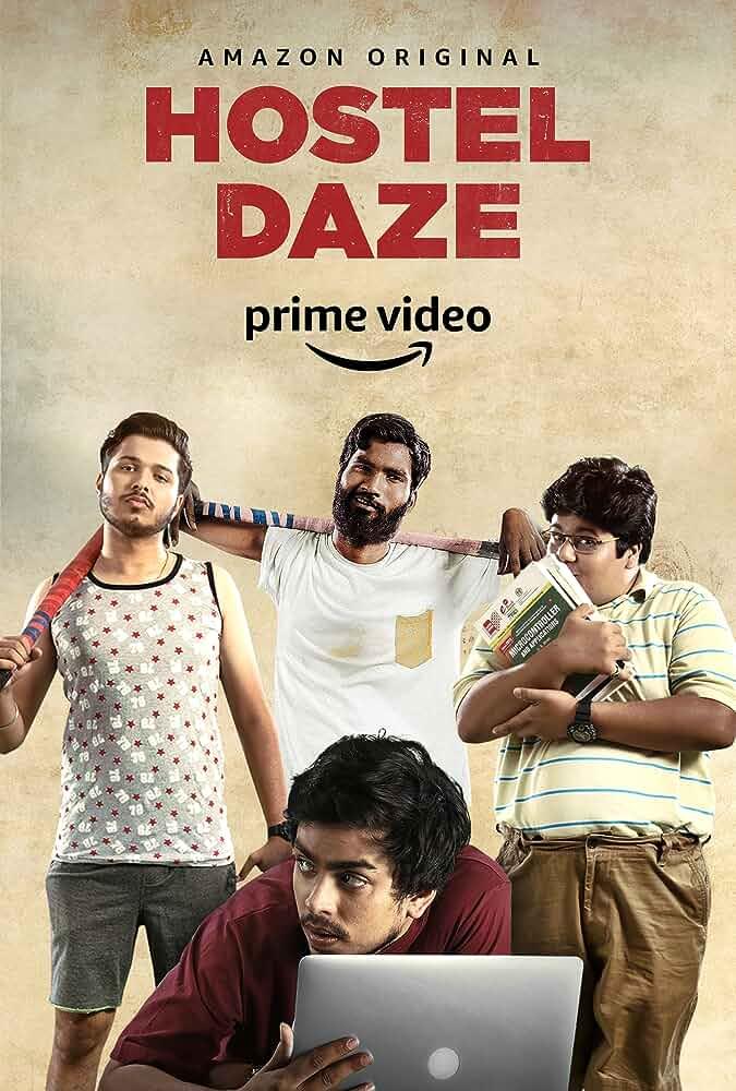Hostel Daze Complete Season 1