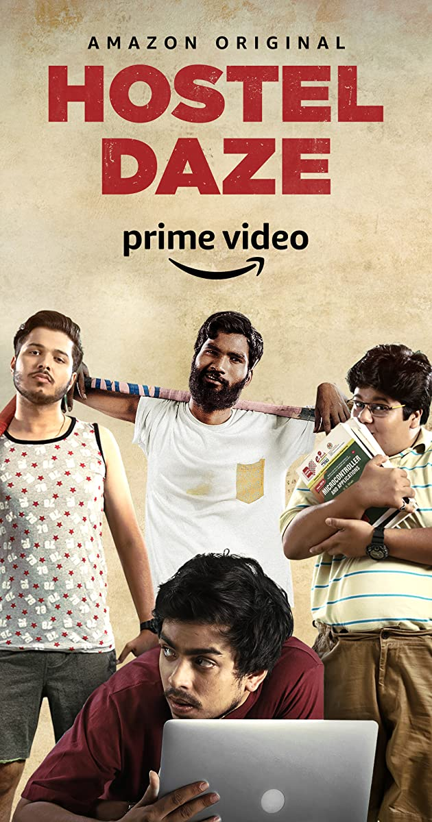 Download Hostel Daze or watch streaming online complete episodes of  Season 1 in HD 720p 1080p using torrent