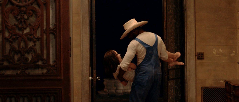 Kevin Craig West and Sara Yoko Howard in Twilight Storytellers: The Groundskeeper (2015)