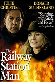 The Railway Station Man (1992) Poster - Movie Forum, Cast, Reviews