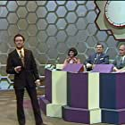 Ekkehard Fritsch, Hans Rosenthal, Brigitte Xander, and Klaus Seidenstecher in Dalli Dalli (1971)