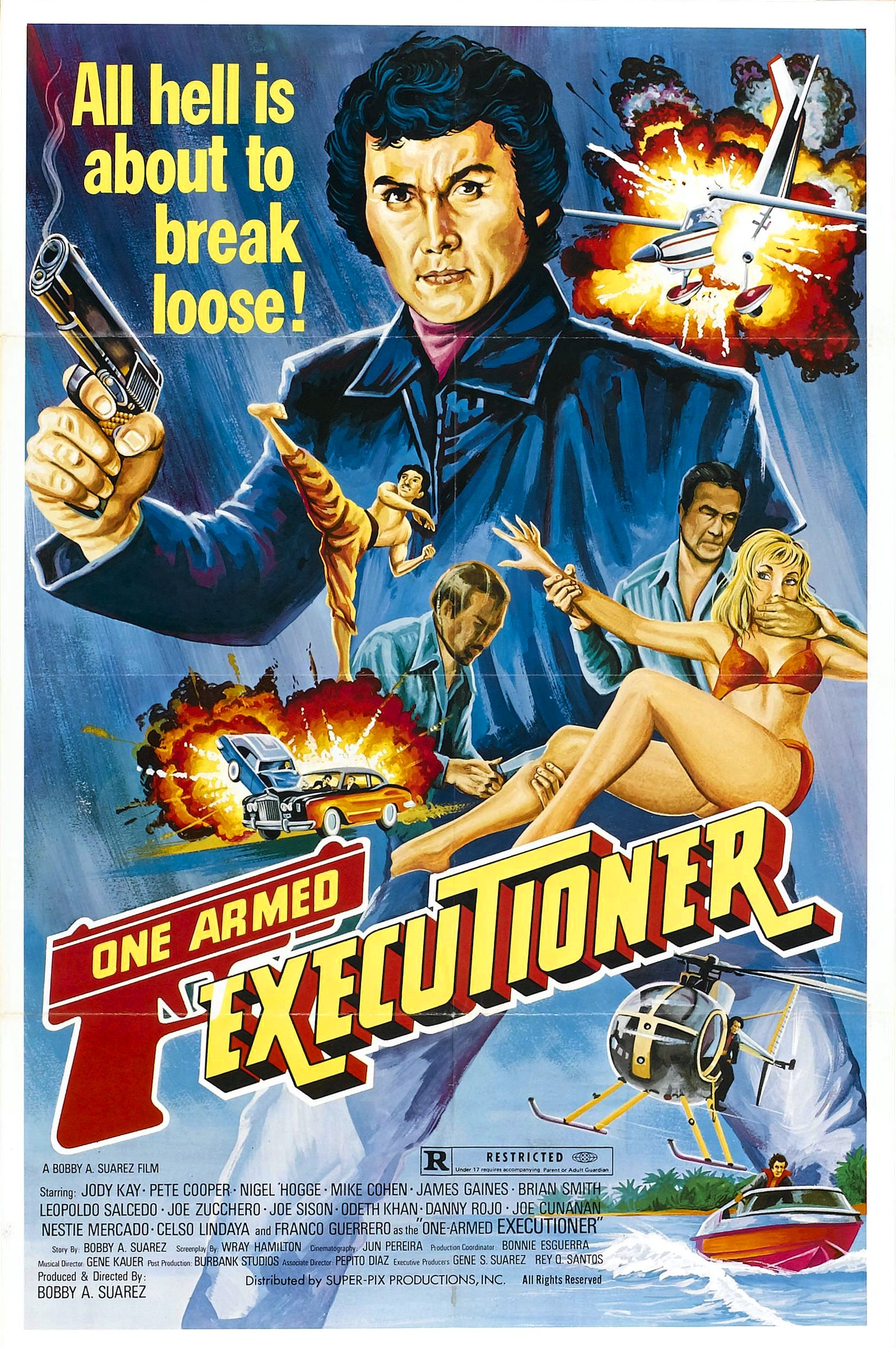 the one armed executioner 1981 imdb