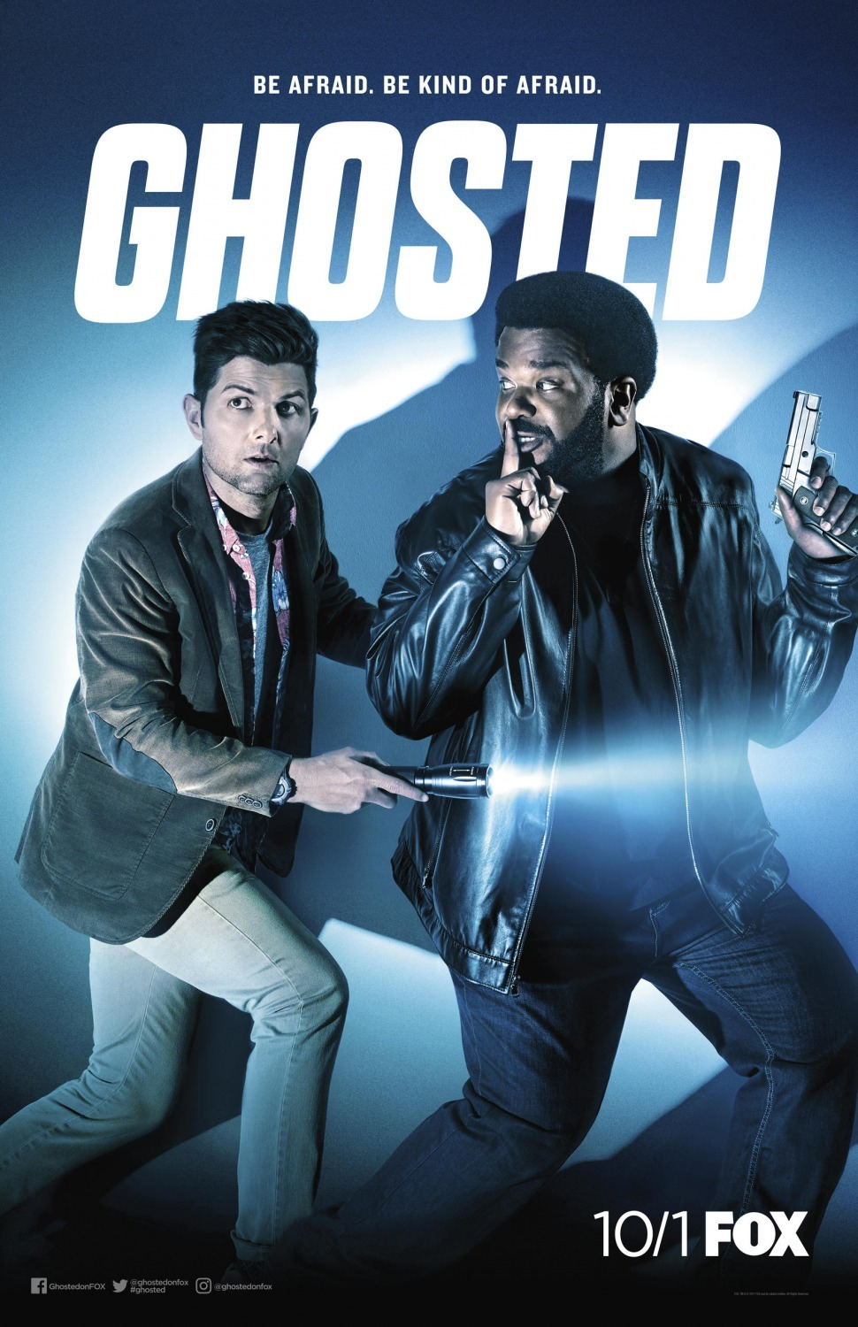 Ghosted Temporada 1 WEBRip 720p Español Latino