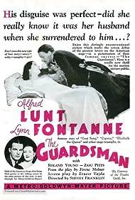 The Guardsman (1931) Poster - Movie Forum, Cast, Reviews