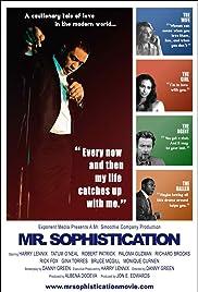 Mr. Sophistication Poster