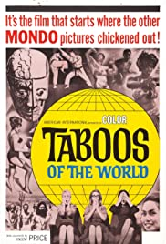 Taboos of the World Poster