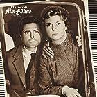 Sophie Desmarets and Raf Vallone in Le secret de soeur Angèle (1956)