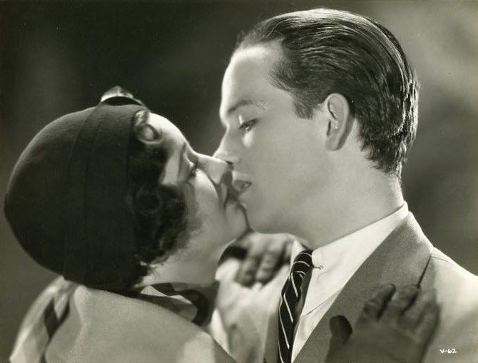 Arline Judge and Eric Linden in Are These Our Children (1931)