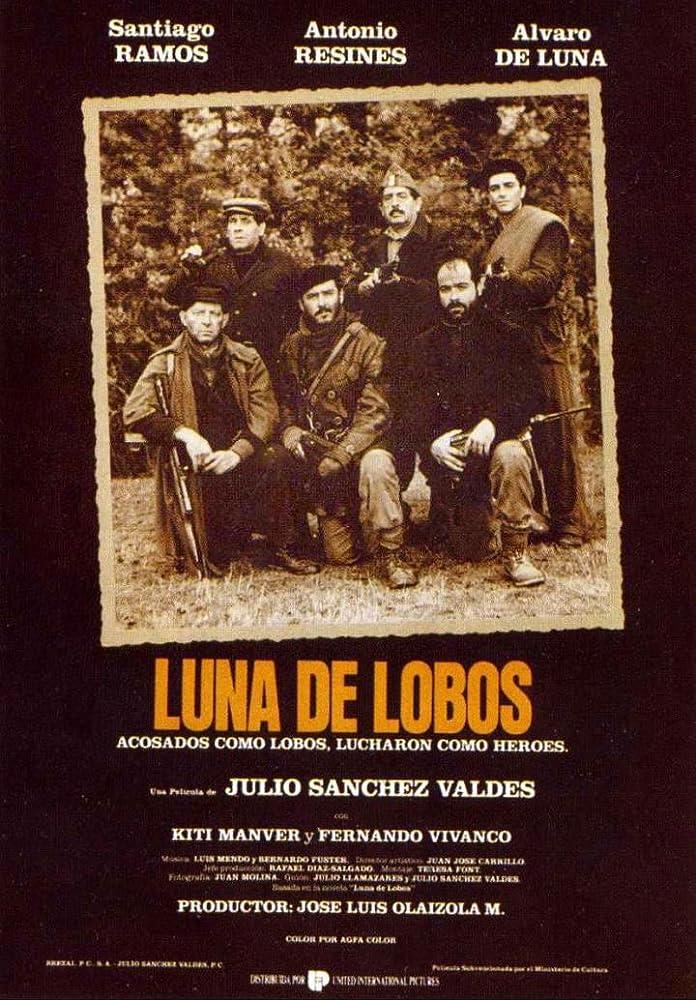 Luna De Lobos 1987