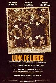Luna de lobos Poster