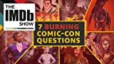 7 Burning Comic-Con Questions About 'Venom,' 'Aquaman,' 'It' & More