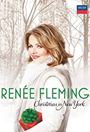 Renée Fleming: Christmas in New York Poster