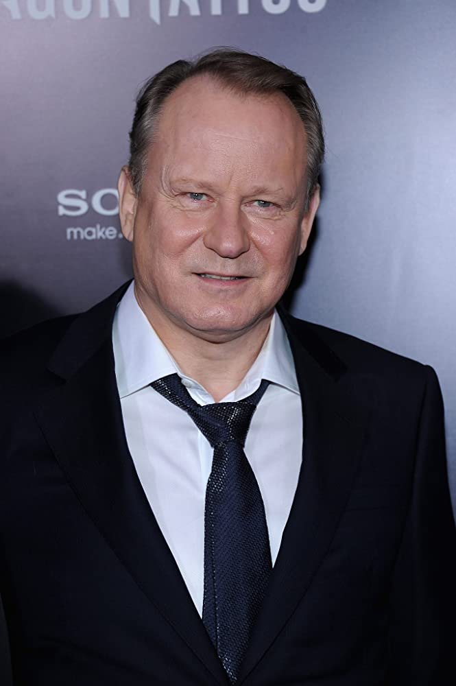 Stellan Skarsgård at an event for The Girl with the Dragon Tattoo (2011)