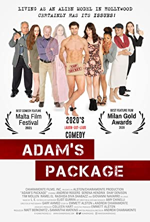 Where to stream Adam's Package