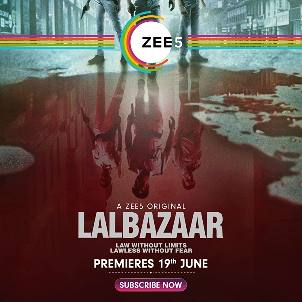 Lalbazaar (2020) Hindi Season 1 Complete