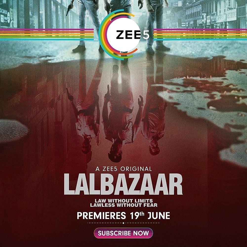 Lalbazaar 2020 S01 Hindi Complete Zee5 Web Series