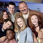 Amber Barretto, Daniella Deutscher, Phillip Glasser, Danso Gordon, Jay Hernandez, and Megan Parlen in Hang Time (1995)