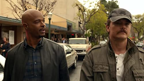 Lethal Weapon: Riggs & Roger Meet At The Crime Scene
