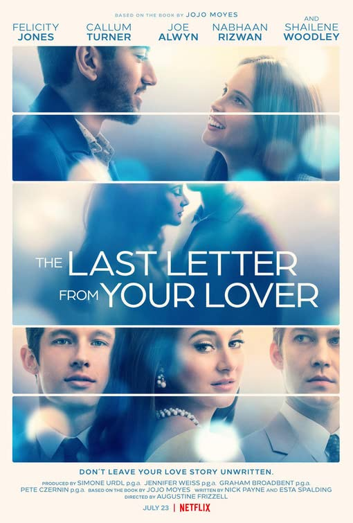 The Last Letter from Your Lover 2021 Dual Audio Hindi NF 480p HDRip 400MB MSub