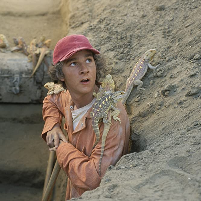 Shia LaBeouf in Holes (2003)