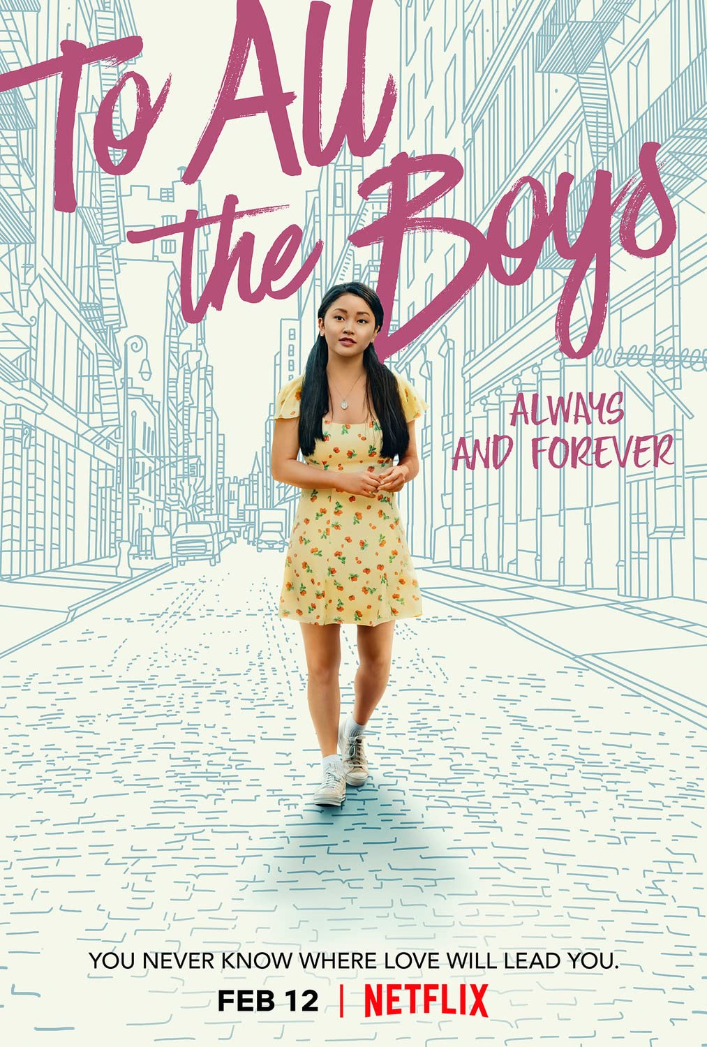 To All the Boys: Always and Forever (2021) HIndi Dubbed