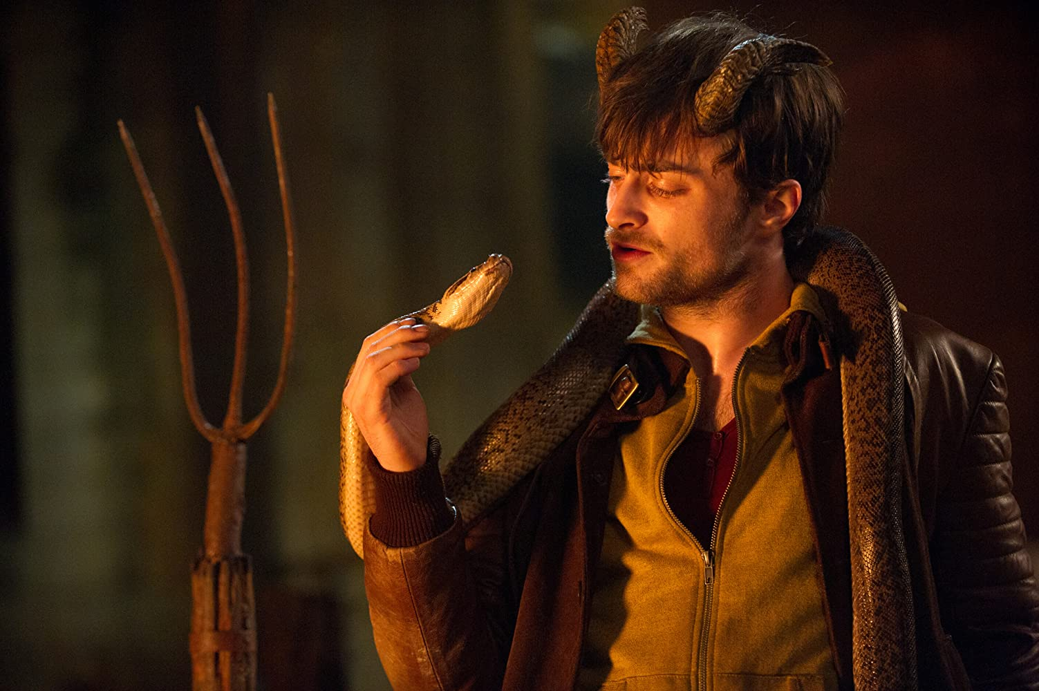 Daniel Radcliffe in Horns (2013)