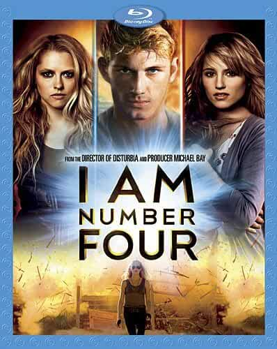 I Am Number Four (2011) in Hindi
