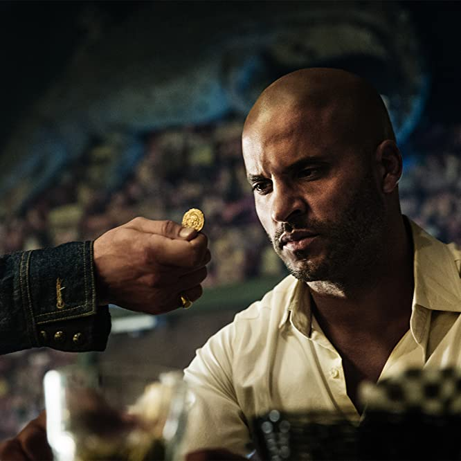 Ricky Whittle in American Gods (2017)