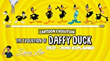 Evoluzione di Daffy Duck (1937-2019)