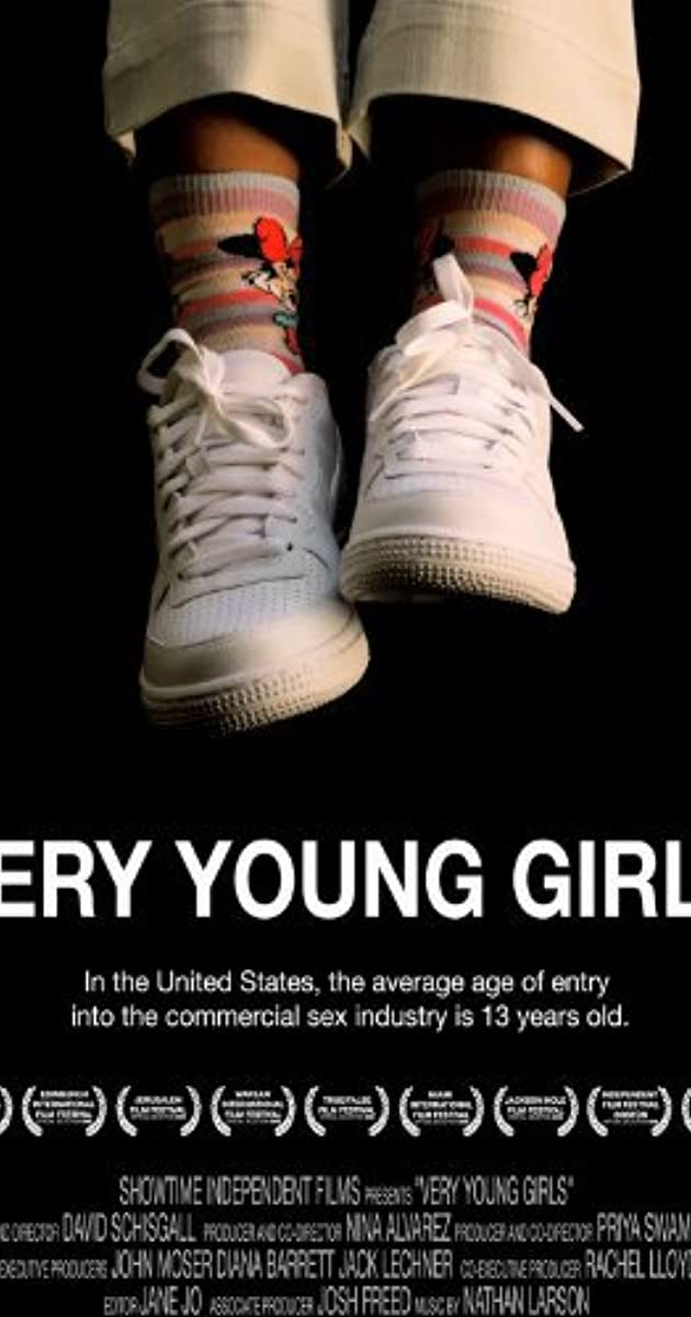 Very young girls into sex
