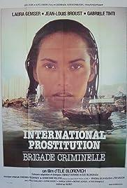 International Prostitution Poster