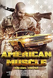 American Muscle Poster
