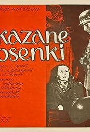 Zakazane piosenki(1947) Poster - Movie Forum, Cast, Reviews