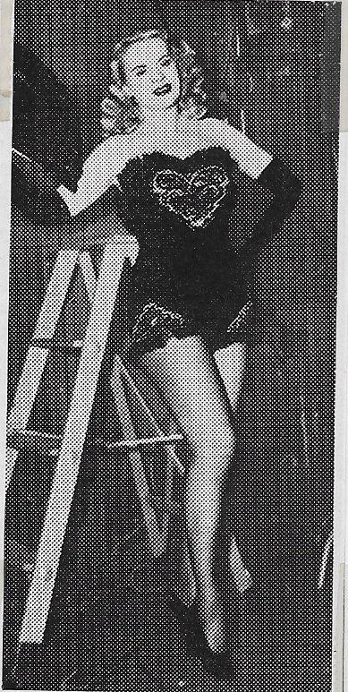 I Was a Burlesque Queen (1953)