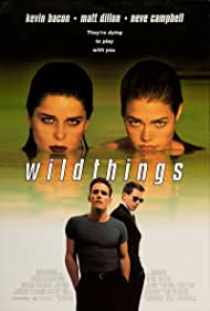 Kevin Bacon, Neve Campbell, Matt Dillon, and Denise Richards in Wild Things (1998)