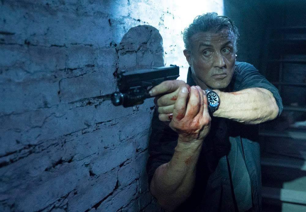 Sylvester Stallone in Escape Plan: The Extractors (2019)