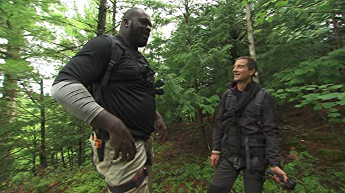 Running Wild With Bear Grylls: Shaquille O'Neal