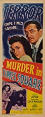 Murder in Times Square (1943) Poster