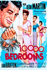 Ten Thousand Bedrooms Poster