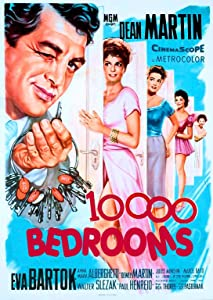 Top download websites for movies Ten Thousand Bedrooms by Frank Tashlin [640x480]