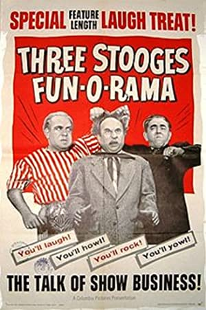 Jules White Three Stooges Fun-O-Rama Movie