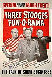 Three Stooges Fun-O-Rama (1959) Poster - Movie Forum, Cast, Reviews