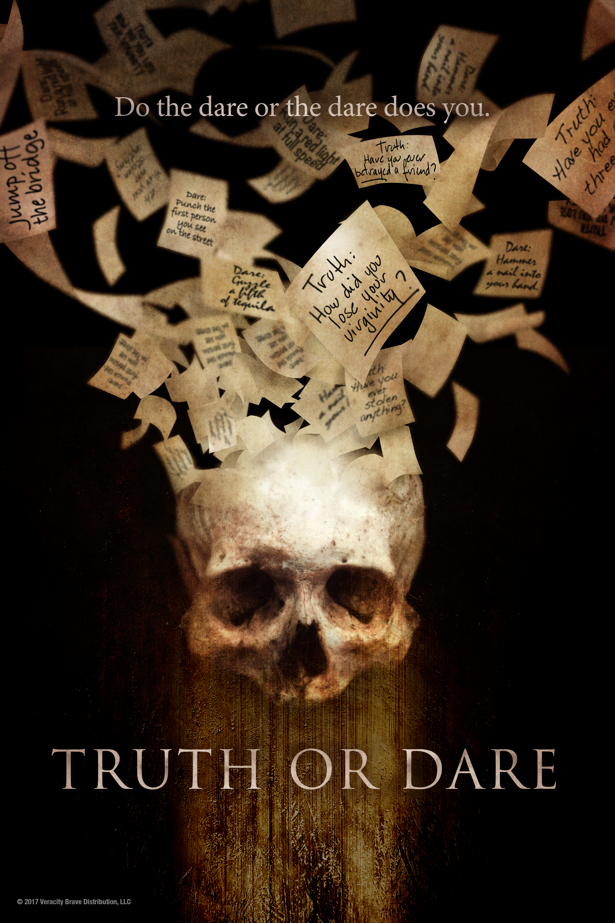 Truth Or Dare 2020 Review.Truth Or Dare Tv Movie 2017 Imdb