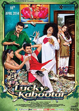 Lucky Kabootar (2014) Hindi 720p HDRip 850MB Download