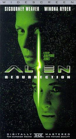 Чужoй 4: Воскрешение (1997)