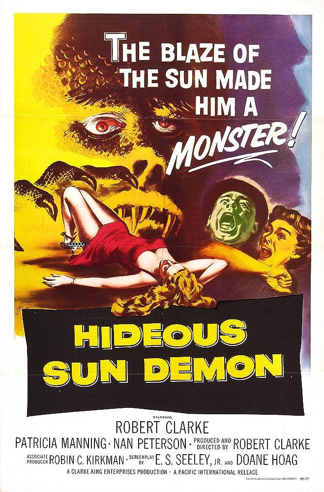 The Hideous Sun Demon 1958